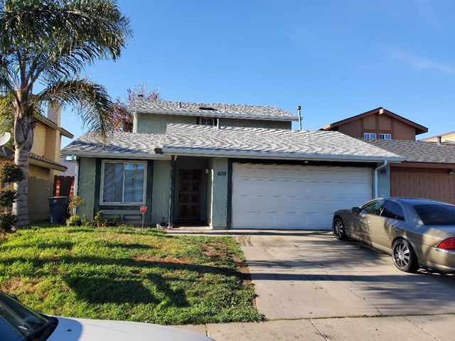 670 Carriage Court, Salinas home for sale